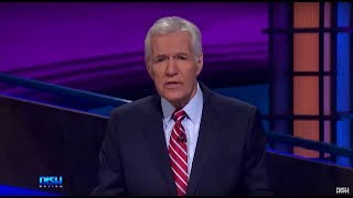 BELOVED 'JEOPARDY' HOST ALEX TREBEK REVEALS HE HAS STAGE 4 PANCREATIC CANCER