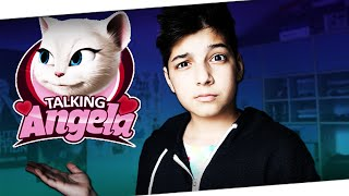 TALKING ANGELA E REA ?!?