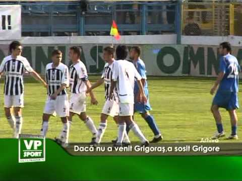 Daca nu a venit Grigoras,a sosit Grigore
