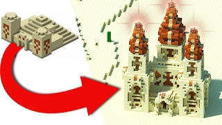 How To Transform A Desert Temple - Tips & Ideas!