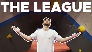 Bouldering to WIN SPONSORSHIP || The League || Bouldering Bobat by Bouldering Bobat