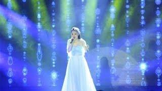 Vietnam Idol 2013 - Gala Trao Giải -  Let it go - Nhật Thuỷ