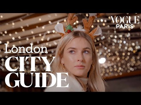 Christmas in London: Camille Charrière's 7 best addresses | City Guide | Vogue Paris