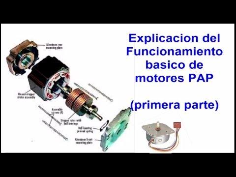 funcionamiento de motores pap (primera parte)