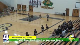 TVHS Boys Basketball vs. Peru Tigers