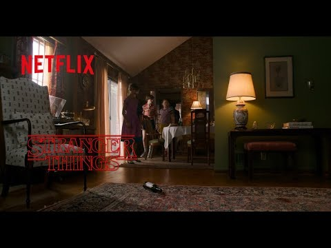 Investigation at Heather's House | Season 3 | Stranger Things