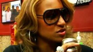 Olivia Speaks On Why She Really Left G-Unit!