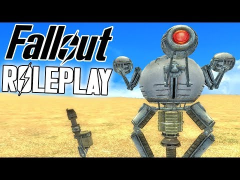 Garrys Mod - FALLOUT ROLEPLAY IN GMOD?!  Garry's Mod Fallout Roleplay Livestream