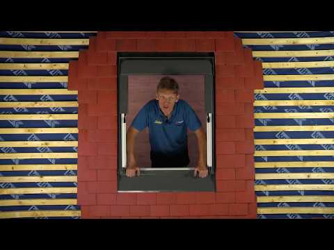 Video of Tile Flashing Kit 1140mm x 1180mm