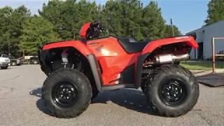 7. 2018 Honda Rubicon 4x4 EPS