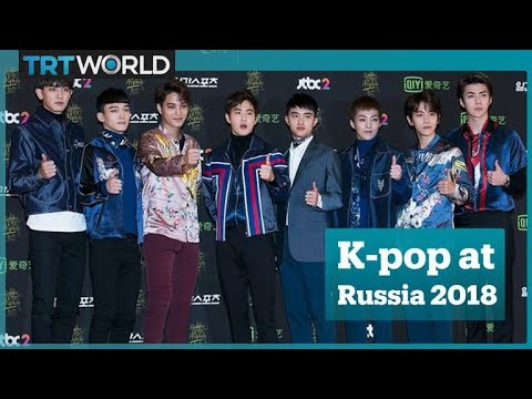 K-pop Songs To Play At World Cup 2018