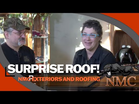 Each year NMC Exteriors teams up with the community to find a family which may have fallen on hard times and...
