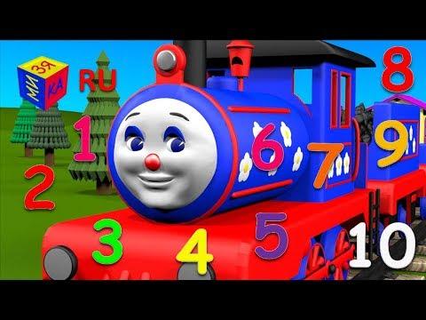 Развивающие мультфильмы для детей от 1