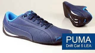 Puma Drift Cat 5 Lea - фото