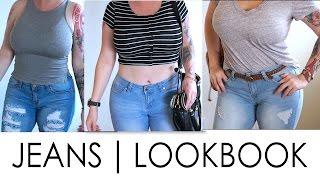 Video Casual ♡ Styling Jeans | LOOKBOOK MP3, 3GP, MP4, WEBM, AVI, FLV Oktober 2018
