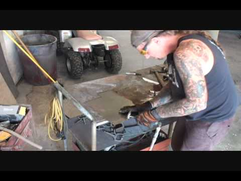 1955 Buick Century-DIY Automotive Restoration-How To Make A Patch Panel From Scratch