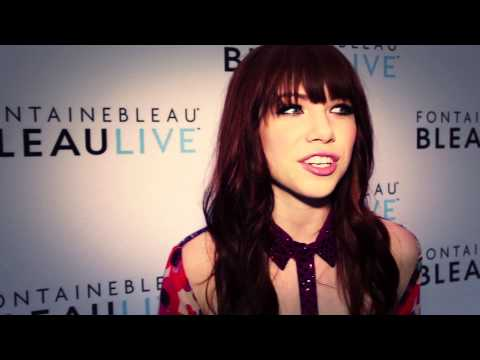 Jepsen - Carly Rae Jepsen takes the stage at Fontainebleau, May 10, 2013.