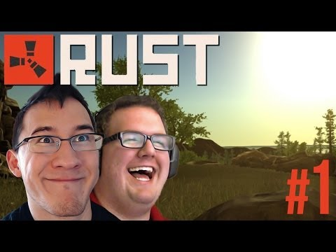 rust - Bob joins me for a sandbox survival game called Rust! Playing this stuck a permanent smile on my face, it is super fun and we laughed a LOT! Subscribe Today ...