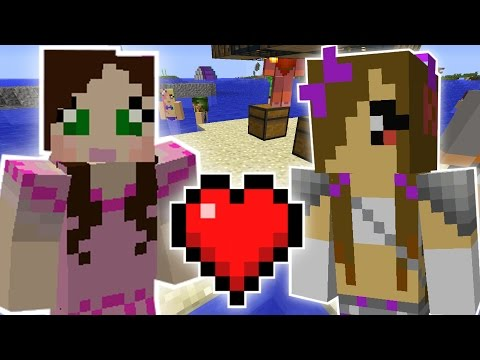 Minecraft: How To Get A Girlfriend Quest - Custom Mod Challenge [s8e3]