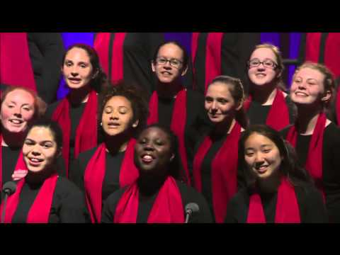 Qui Canitis Res by Jim Papoulis performed by Boston City Singers' Tour Choir