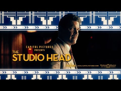 Hail Caesar Featurette 'The Studio Head'