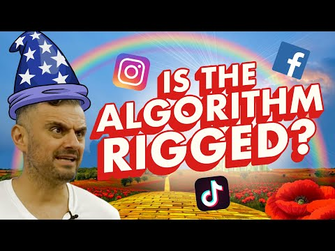 Who's The Mysterious Wizard Controlling the Algorithm? | DailyVee 576