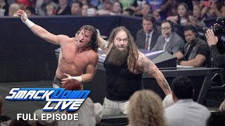 Nonton Wwe Smackdown Live Full Episode  9 August 2016 Film Subtitle Indonesia Streaming Movie Download