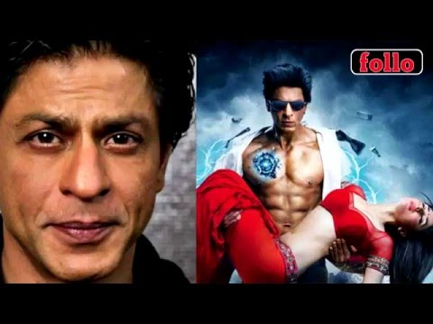 Ra-One's Sequel Is On The Cards: SRK