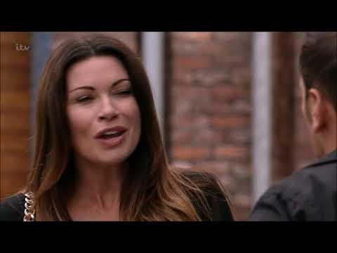 Carla Connor - 15th August 2018 (7.30pm Part 2) (видео)