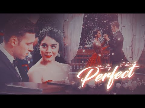 Stacy & Edward │ Perfect │ The Princess Switch