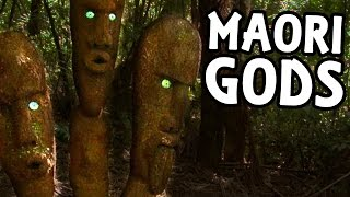 Fascinating deities from Maori mythology and their stories; all these Maori gods are rooted firmly in the natural world. http://www.facebook.com/AllTop5s ...