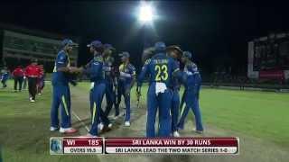 Video Highlights: 1st T20I at PICS, Kandy – Windies in Sri Lanka 2015 MP3, 3GP, MP4, WEBM, AVI, FLV Juni 2018