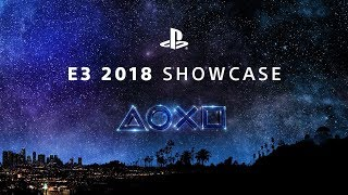 E3 2018 PlayStation Showcase | Japanese