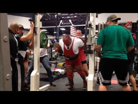 raw - I'm currently 5 weeks out from GPA Worlds. For this training session, I had planned to try doing a PR for a double with around 980-990lbs. I decided that I wanted to try more because I was...