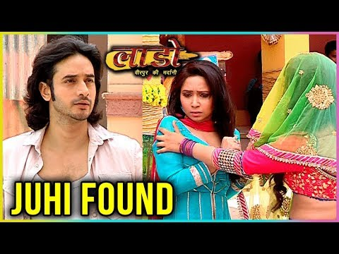 Anushka And Shaurya Find Juhi | Laado 2 - Veerpur