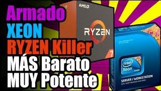 Intel Xeon, el asesino de Ryzen7, economico y poderoso - Droga Digital