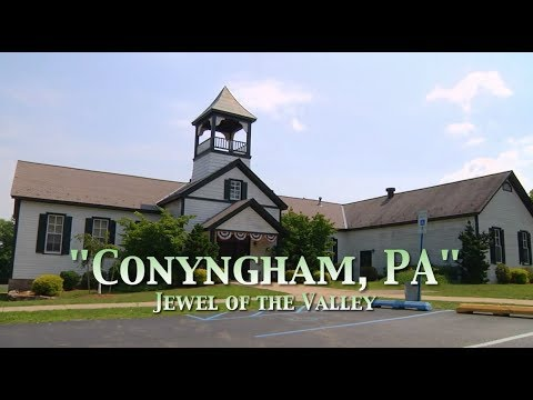 Conyngham, PA: The Jewel of the Valley