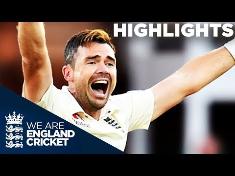 India Bowled Out For 107 | England v India 2nd Test Day 2 2018 - Highlights