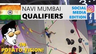 Social Media Edition   Navi Mumbai Qualifiers 2017 by OnBouldering
