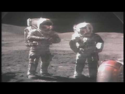 Last Men on the Moon - Apollo 17's Goodbye Speech