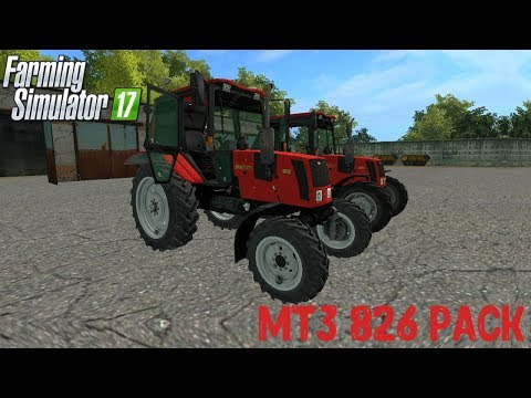Belarus 826 FL BestLog v1.0