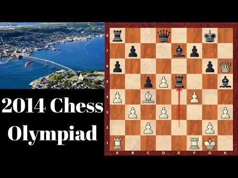 Norway Chess Olympiad, Tromso, 2014 – Interesting games from Round 9 – Features Magnus Carlsen game
