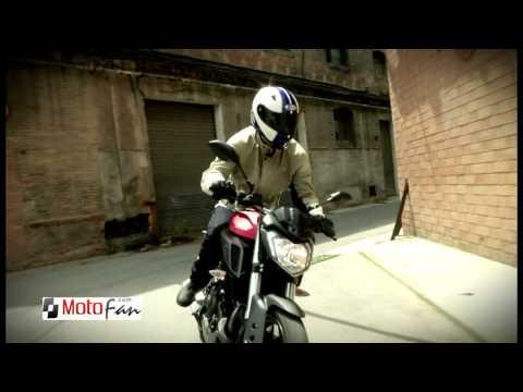 Vídeos de la Yamaha MT-125 de 2014