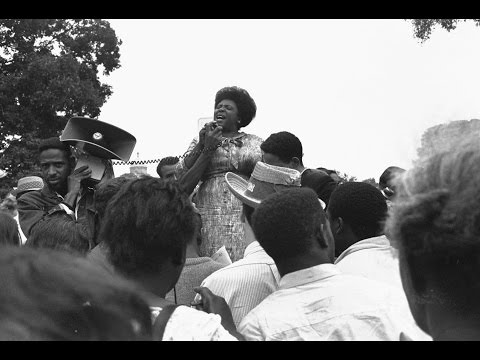 Trailer for Fannie Lou Hamer Documentary.