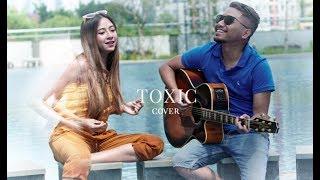 Toxic, Melanie martinez/Britney spears cover. Webtvasia jam session -------- Guitar: Andre dinuth Webtvasia: www.webtvasia.com...