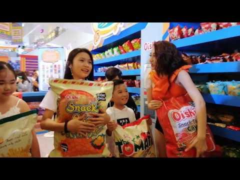 0 Bùng nổ với Siêu Snack Party đầy hoành tráng, hấp dẫn tại TPHCM