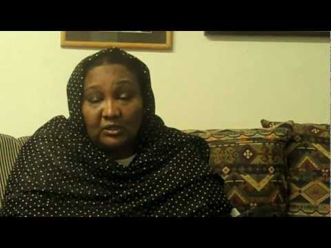 Celebrating International Women's Day With Fatima Ahmed From Sudan