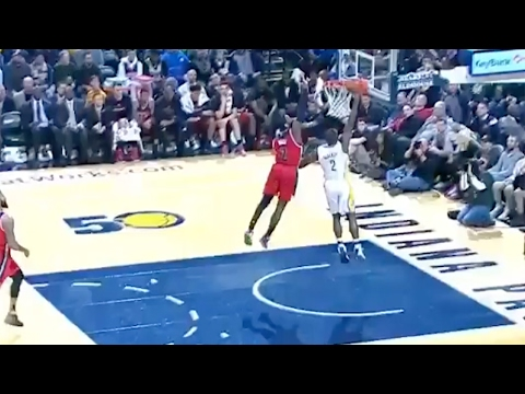 John Wall Does His Best LeBron James Impression