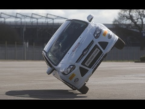 How to be a stunt driver