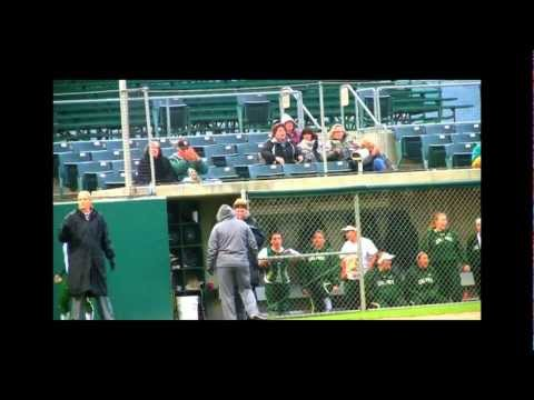 Cal Poly Softball Highlights versus Northern Illinois - March 8, 2013